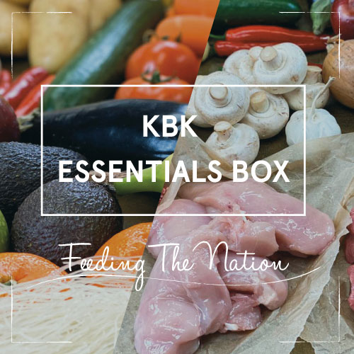 KBK Essentials Meal Prep Box - featured image