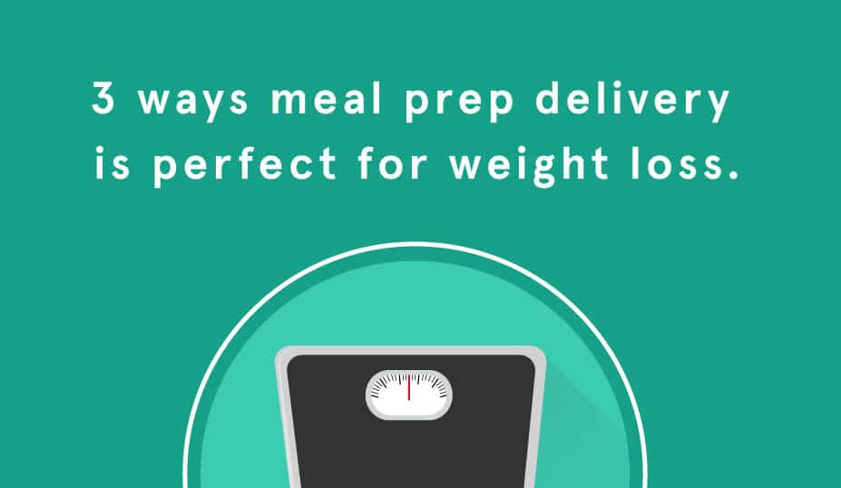 meal prep delivery for weight loss