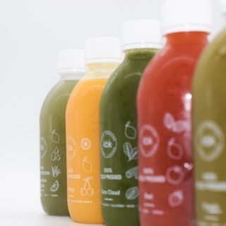 Immune boosting juice cleanse from KBK