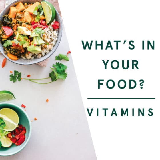 Whats in your food thumbnail