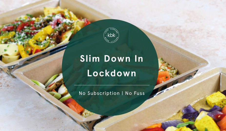 slim down in lockdown