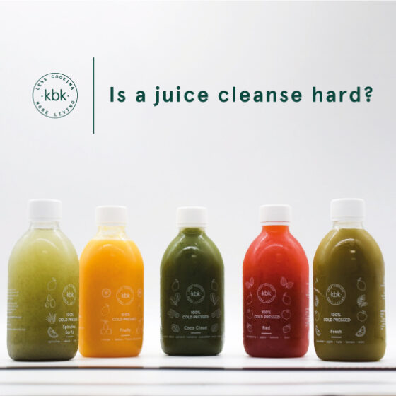Juice Cleanse Difficult?