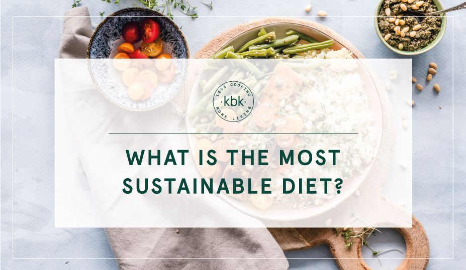 Sustainable Diet